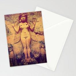 Ishtar Babylonian Goddess of Fertility Stationery Cards