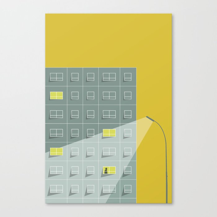 Architecture 1 Canvas Print