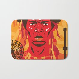 THE WARRIORS :: THE WARRIORS Bath Mat