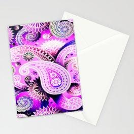 Indian motives Stationery Cards