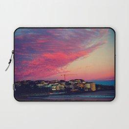 Bondi Beach Australia sunset Laptop Sleeve