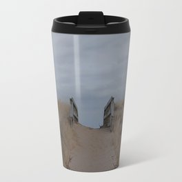 Follow The Sand Travel Mug