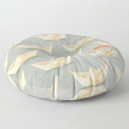 Hello! Floor Pillow