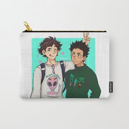 Iwaoi Sweaters Carry-All Pouch
