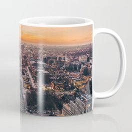 Toronto Sunset Coffee Mug
