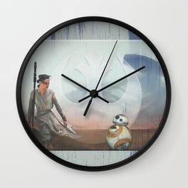 Rey Wall Clock