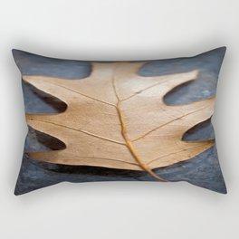 One on black Rectangular Pillow