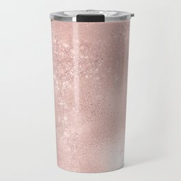 Rosegold Travel Mug