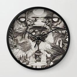 The Kingdom Wall Clock