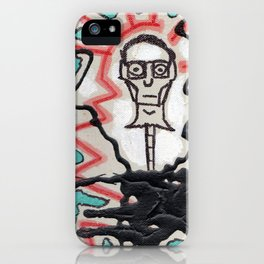 Mr. Ned iPhone Case