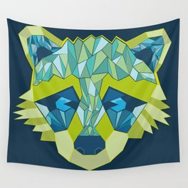 Map-ach Wall Tapestry
