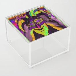 MARDI ARTY Acrylic Box