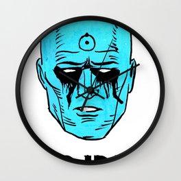 Sad Idiot Wall Clock