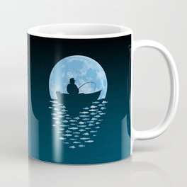 Hooked by Moonlight Coffee Mug