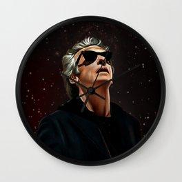 Doctor Funkenstein Wall Clock