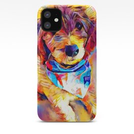 Goldendoodle iPhone Case