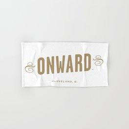 ONWARD Cleveland Gold Hand & Bath Towel