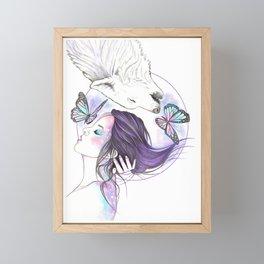 Soul Sister Framed Mini Art Print