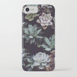 succulent plant iPhone Case