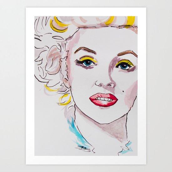 My Marilyn Art Print
