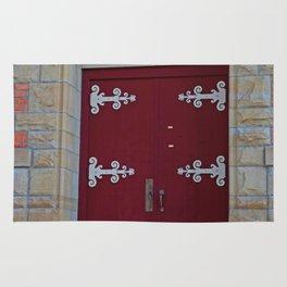 Doors of Welcome Rug