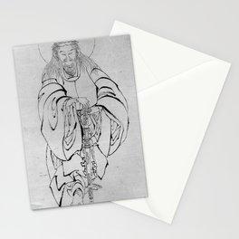 Katsushika Hokusai - Yamato Takeru no Mikoto Stationery Cards