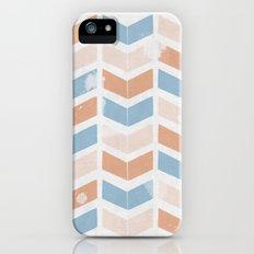 stamb chevron 2 iPhone (5, 5s) Slim Case