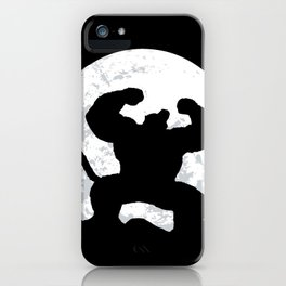 Night Monkey iPhone Case
