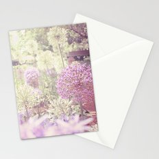 Field of Flowers  Stationery Cards