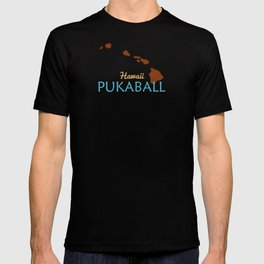 Hawaii Pukaball T-shirt