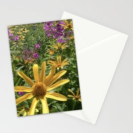 Wild As The Flowers Stationery Cards