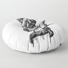 Surreality Floor Pillow