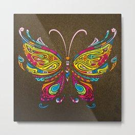 butterflyIII Metal Print