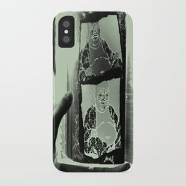 Tickling Buddha iPhone Case