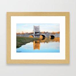 Parks Framed Art Print