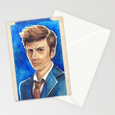 David Tennant 10th Doctor Who Stationery Cards