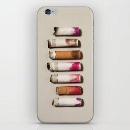 Cigarettes iPhone Skin