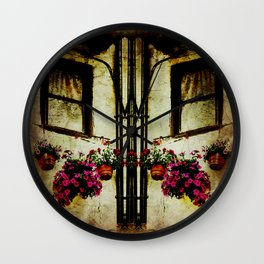 The House That Time Forgot Wall Clock