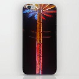 Electric Tree iPhone Skin