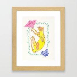 Muffin Framed Art Print