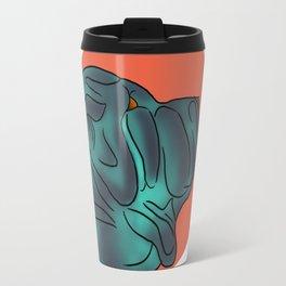 Lil Blue Travel Mug
