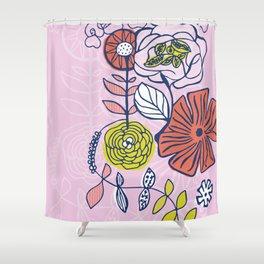 ashbury Shower Curtain