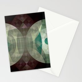 I Keep On Bumping Into You Stationery Cards