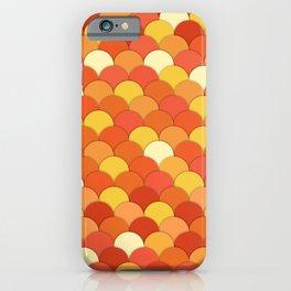 Laranja . Orange iPhone Case