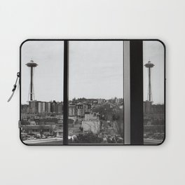 The Needle in its Natural Habitat Laptop Sleeve