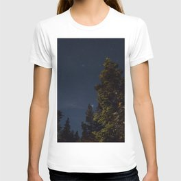 Starry Trees T-shirt