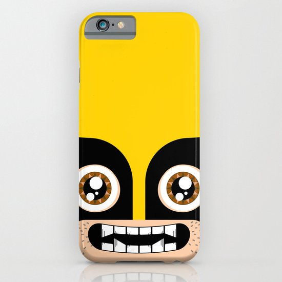 Adorable Wolverine iPhone & iPod Case