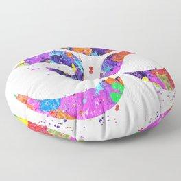 Om Symbol Floor Pillow
