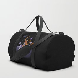 A reader lives a thousand lives - Diving Dress Space Adventures Duffle Bag