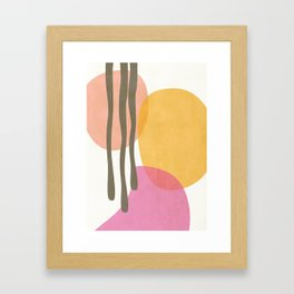 Intrusion #society6 #buyart Framed Art Print